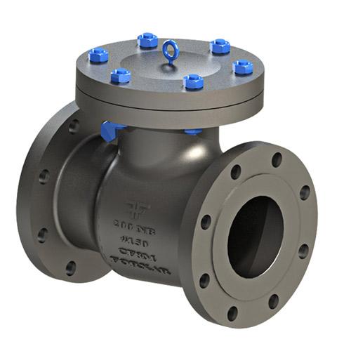 Check valve forxar industries