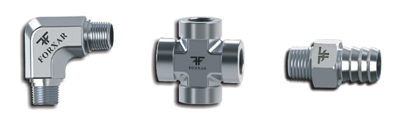 Hex Pipe Fittings image